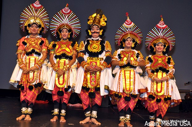 Consulate General of India, Chicago Hosts Vibrant Cultural