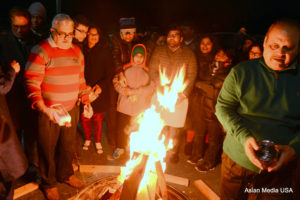 Lohri celebration - Asian Media USA