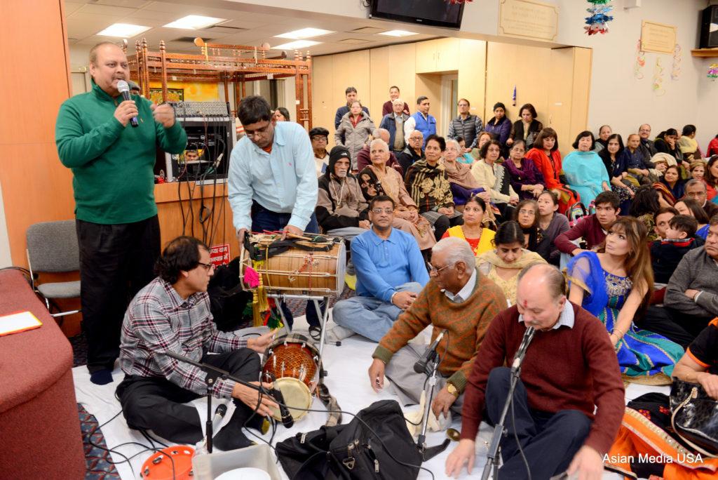 Punjab Times Lohri Celebration - Asian Media USA