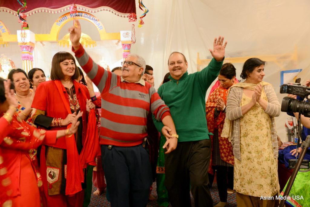 Chicago Patch Lohri celebration - Asian Media USA