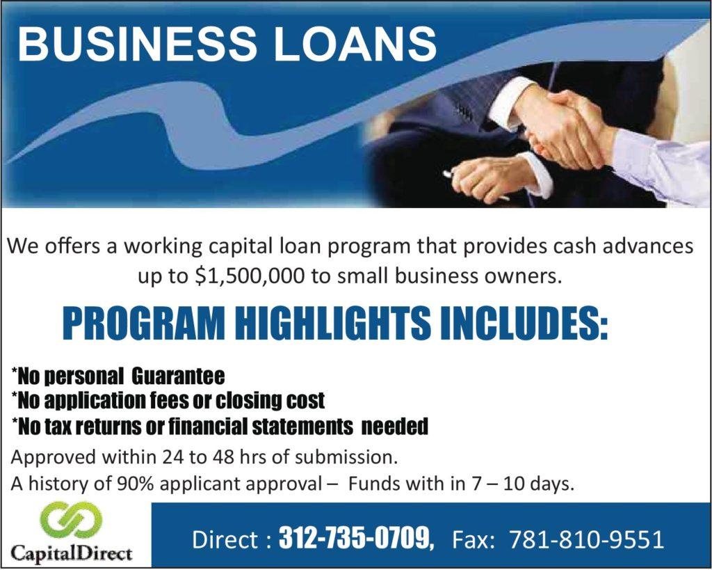 Business Loans Rita Shah - Asian Media USA