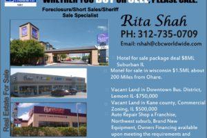 Buy or Sell Property - Rita Shah - Asian Media USA