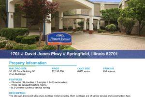Howard Johnson Inn For Sale - Asian Media USA