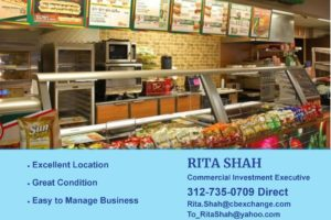 Subway for Sale Rita Shah - Asian Media USA