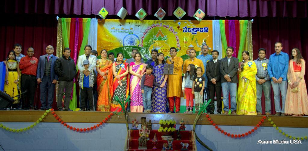 Makar Sankranti and Republic Day Celebration - Asian Media USA
