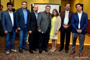 Launch party of Pritam Live Concert - Asian Media USA