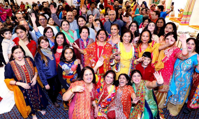 01-13-2019 Hari Om Mandir celebrates Lohri, The Biggest Lohri of entire Midwest