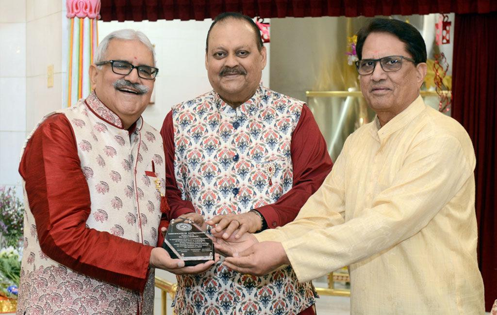 Hari Om Mandir celebrates New Year with Sunderkand Path