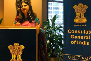 Consulate General of India, Chicago celebrated Pravasi Bharatiya Diwas and Hindi Diwas