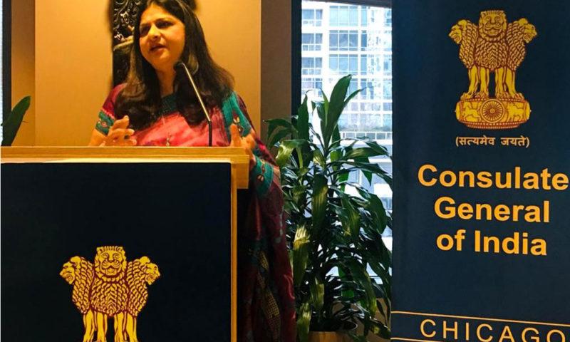 Consulate General of India, Chicago celebrated Pravasi Bharatiya Diwas and Hindi Diwas